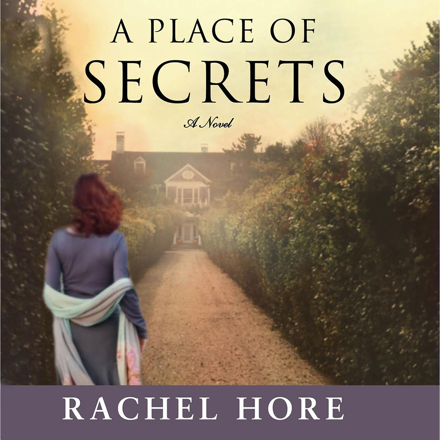 Printable A Place of Secrets: A Novel Audiobook Cover Art