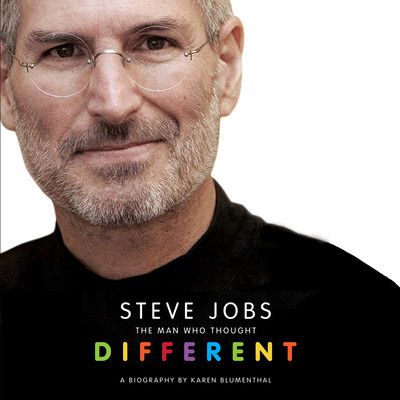 Steve Jobs: The Man Who Thought Different: A Biography Audiobook, by