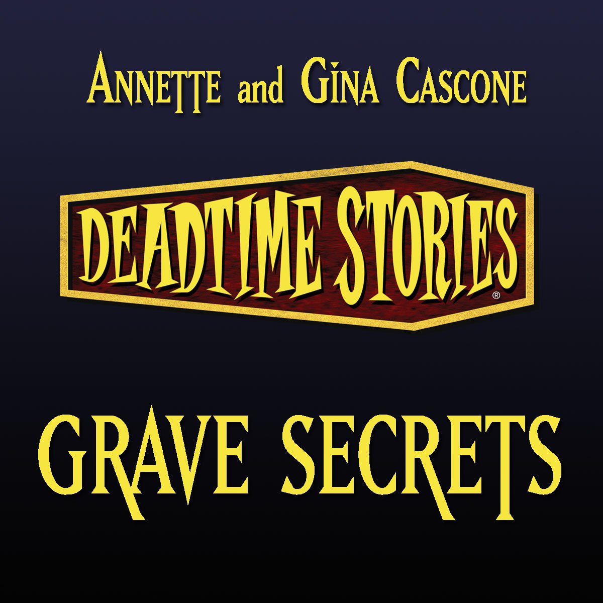 Printable Grave Secrets Audiobook Cover Art