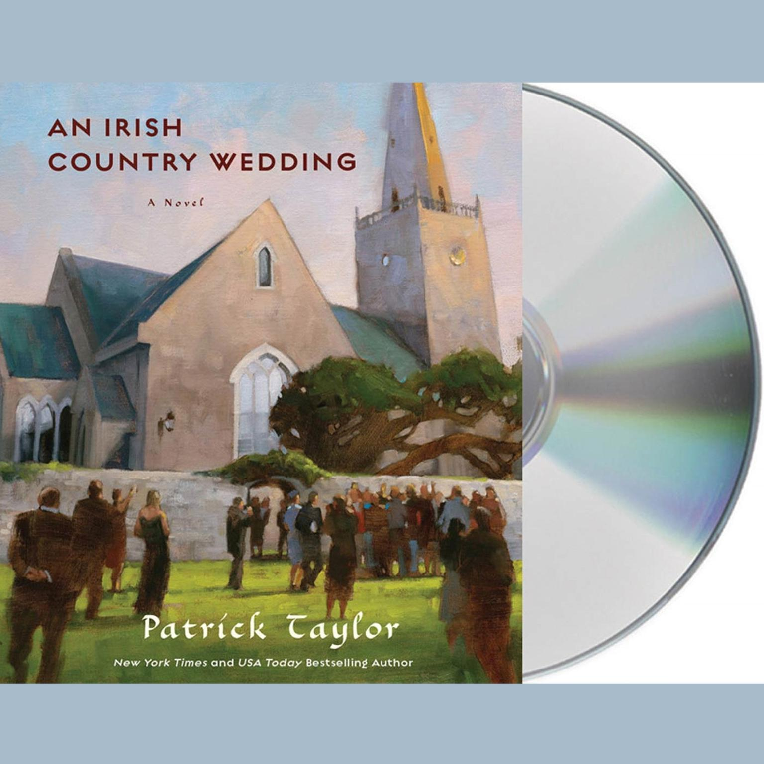 Printable An Irish Country Wedding: A Novel Audiobook Cover Art