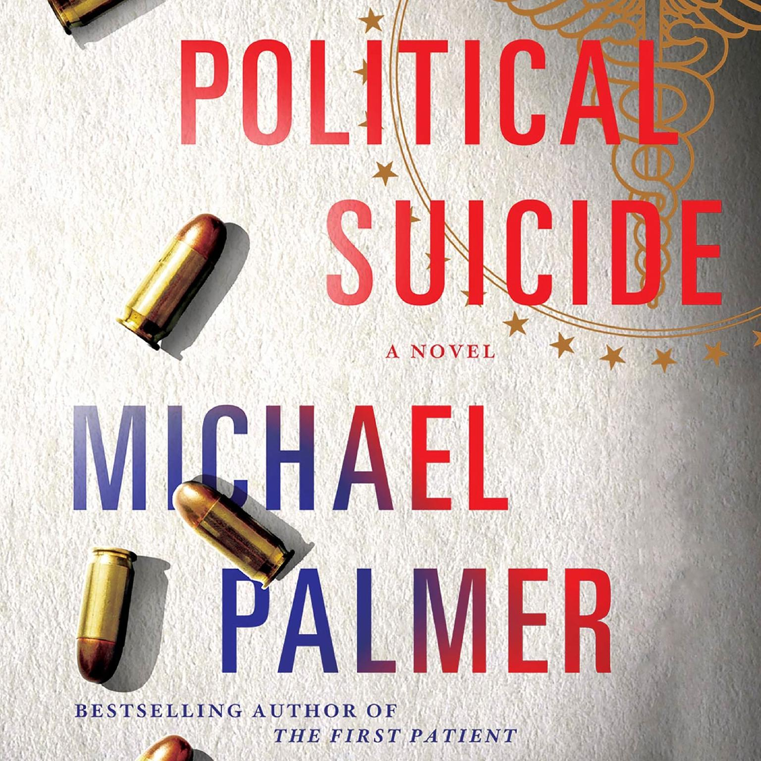 Printable Political Suicide: A Thriller Audiobook Cover Art