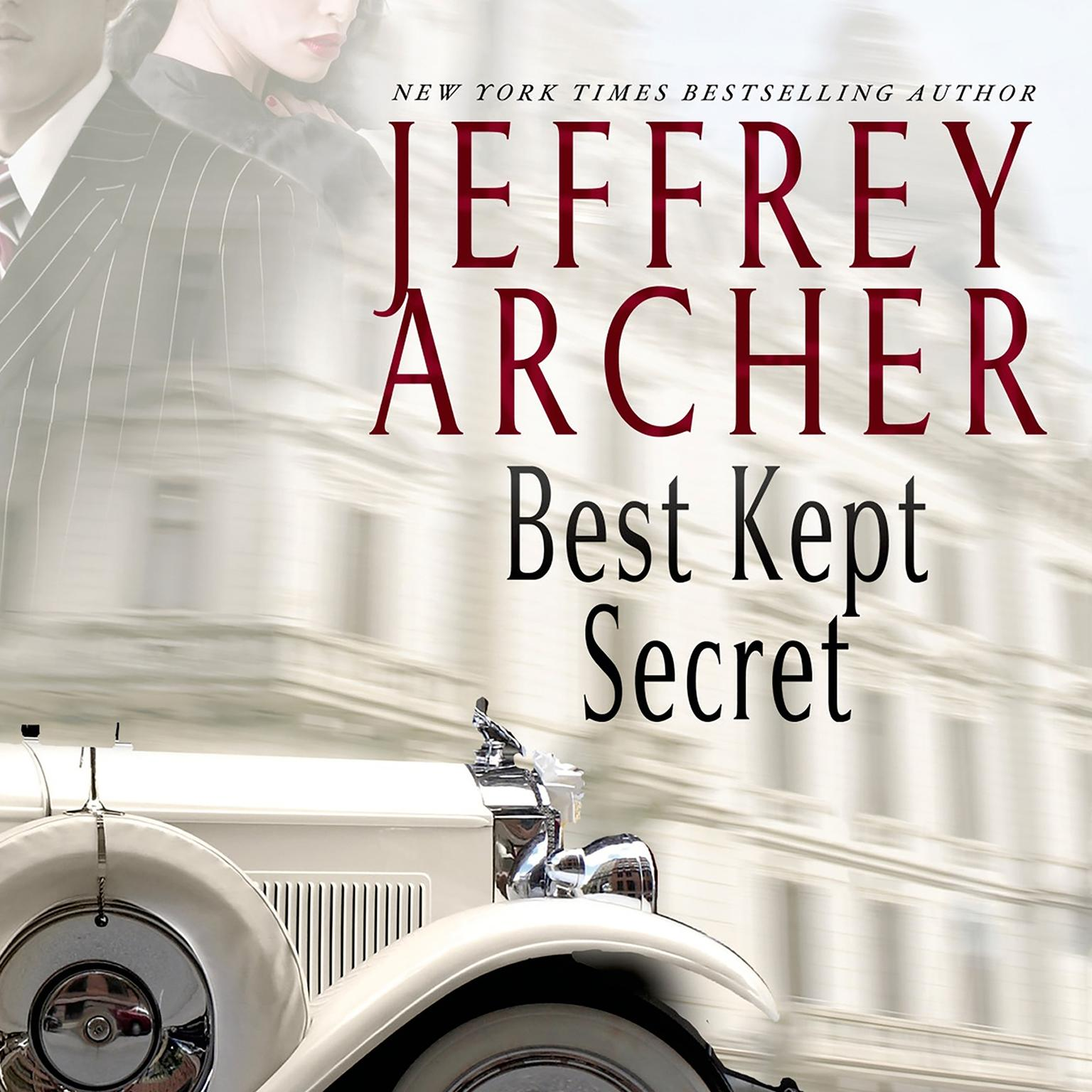 Printable Best Kept Secret Audiobook Cover Art