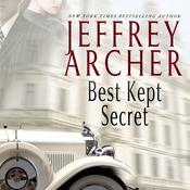 Best Kept Secret Audiobook, by Jeffrey Archer