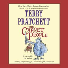 The Carpet People Audiobook, by Terry Pratchett