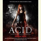 ACID Audiobook, by Emma Pass