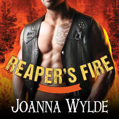 Reapers Fire Audiobook, by Joanna Wylde