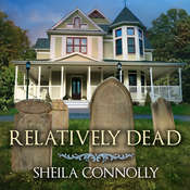 Relatively Dead  Audiobook, by Sheila Connolly