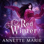 Red Winter Audiobook, by Annette Marie