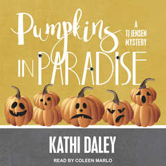 Pumpkins in Paradise Audiobook, by Kathi Daley
