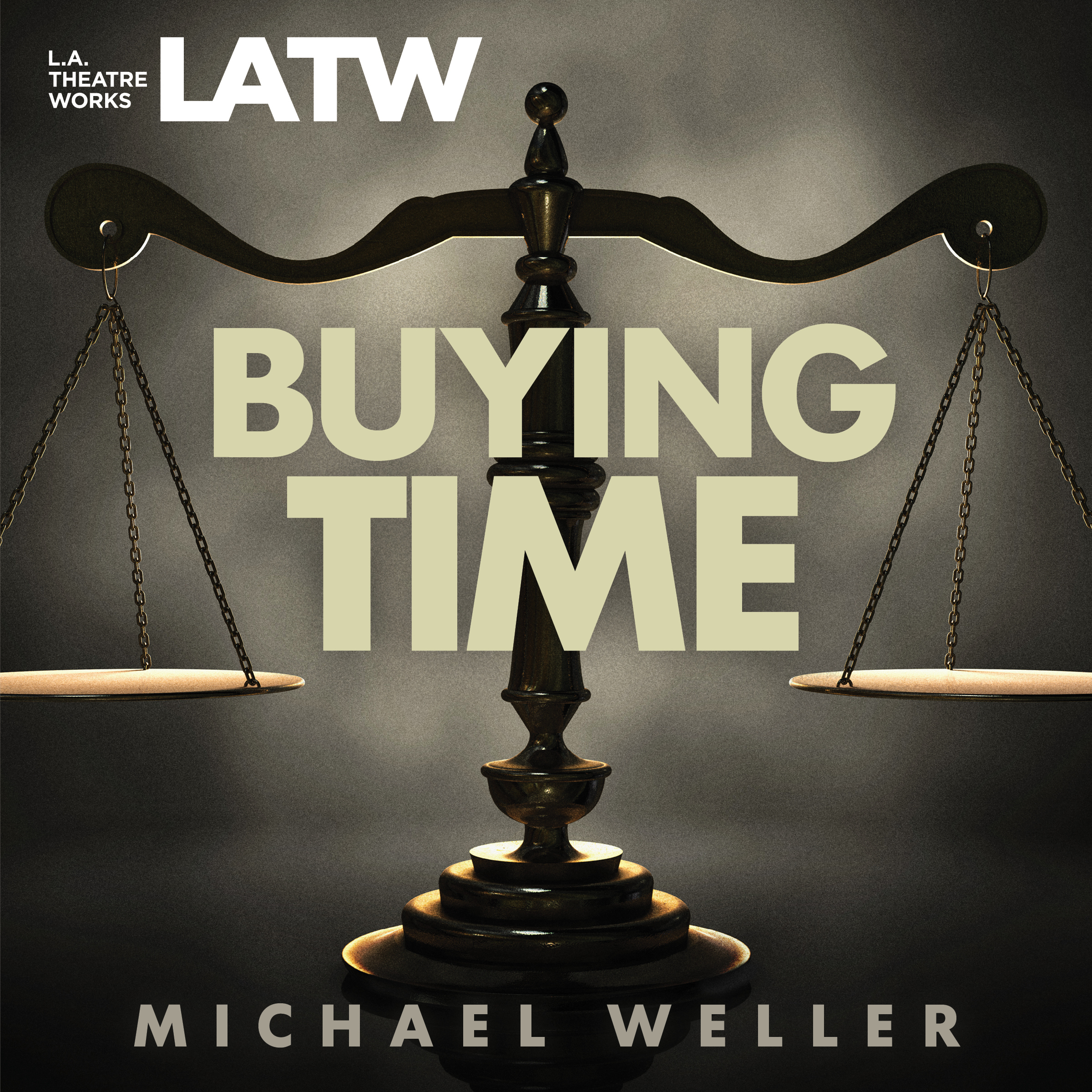 Printable Buying Time Audiobook Cover Art
