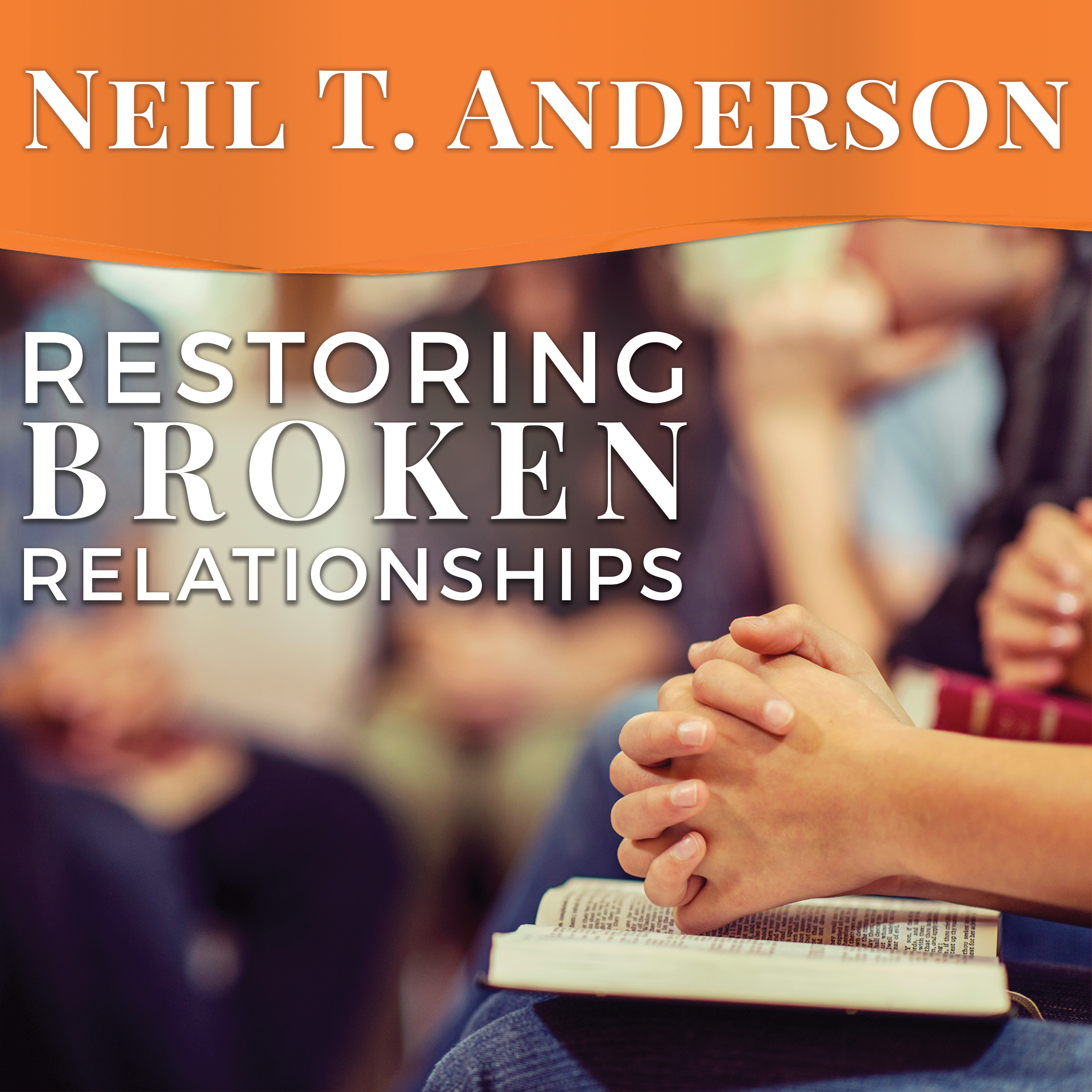 Printable Restoring Broken Relationships: The Path to Peace and Forgiveness Audiobook Cover Art