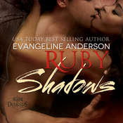 Ruby Shadows Audiobook, by Evangeline Anderson