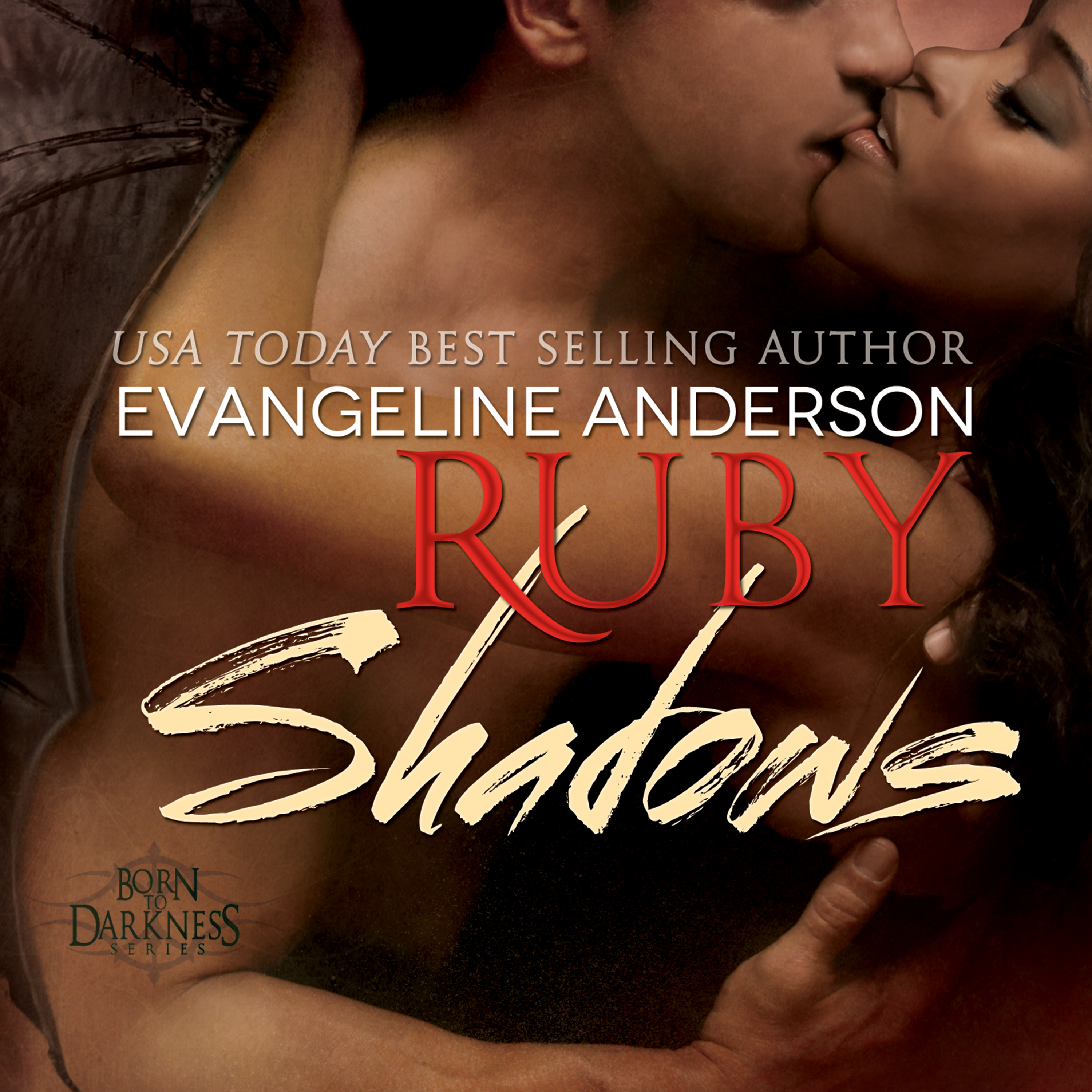Printable Ruby Shadows Audiobook Cover Art
