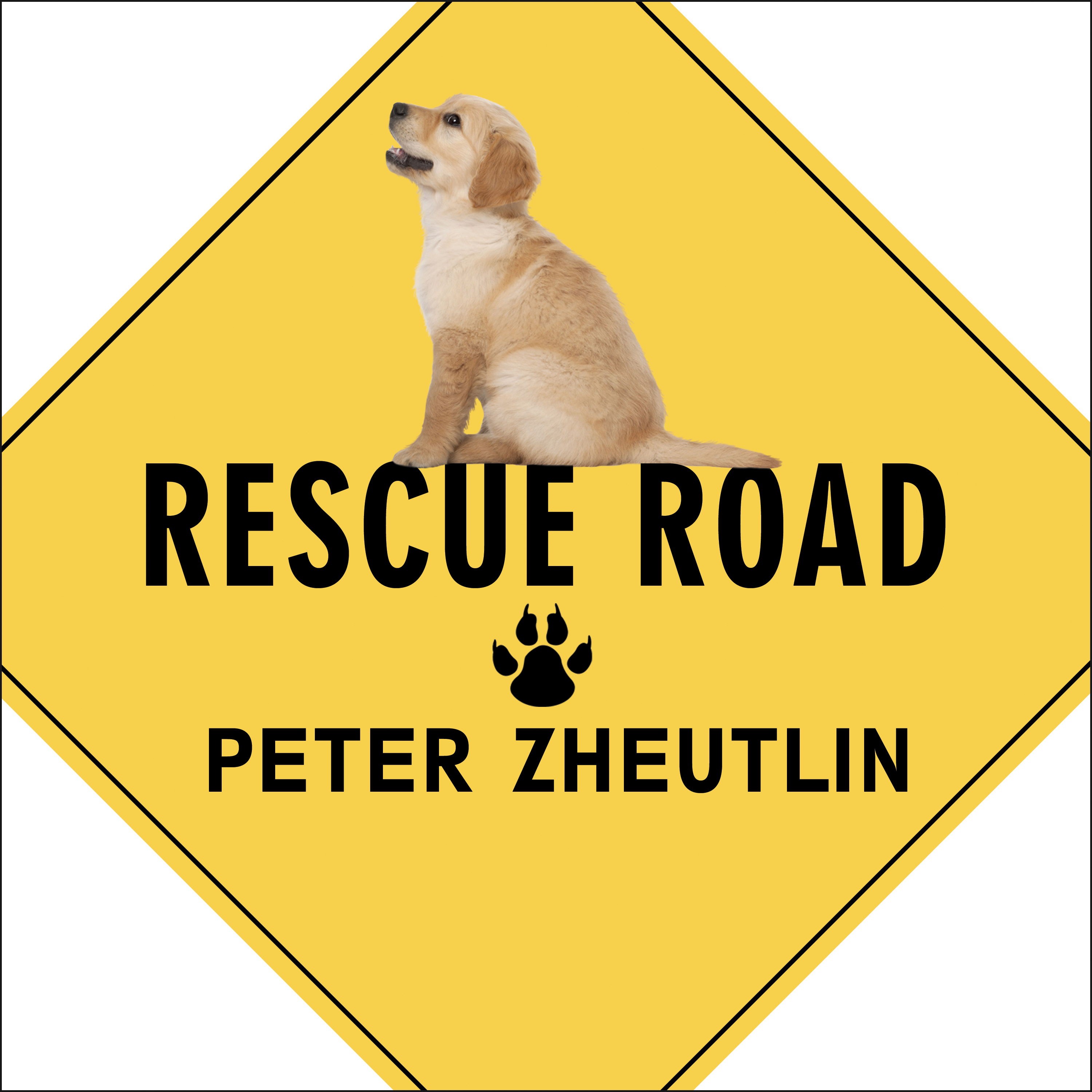 Printable Rescue Road: One Man, Thirty Thousand Dogs and a Million Miles on the Last Hope Highway Audiobook Cover Art