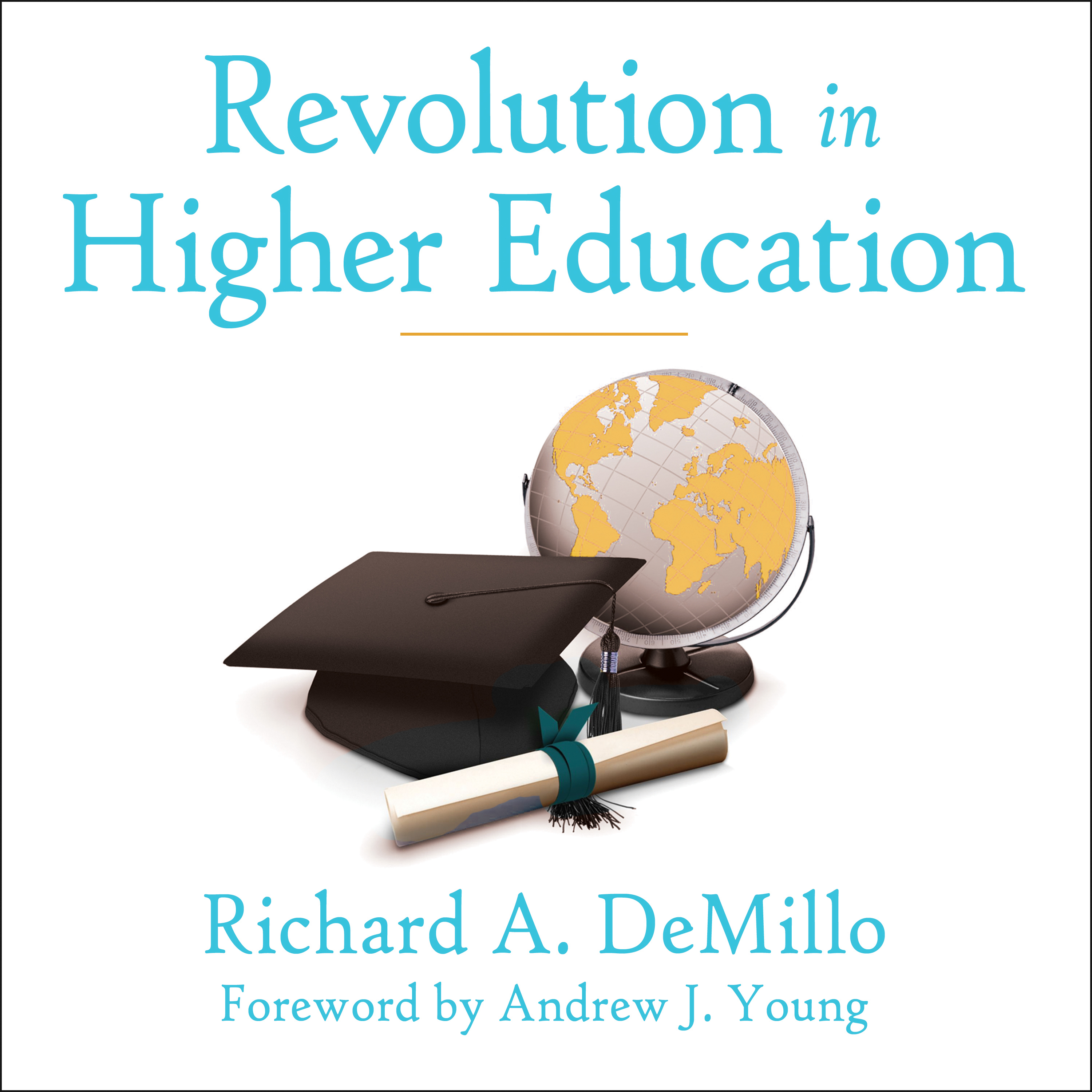 Printable Revolution in Higher Education: How a Small Band of Innovators Will Make College Accessible and Affordable Audiobook Cover Art