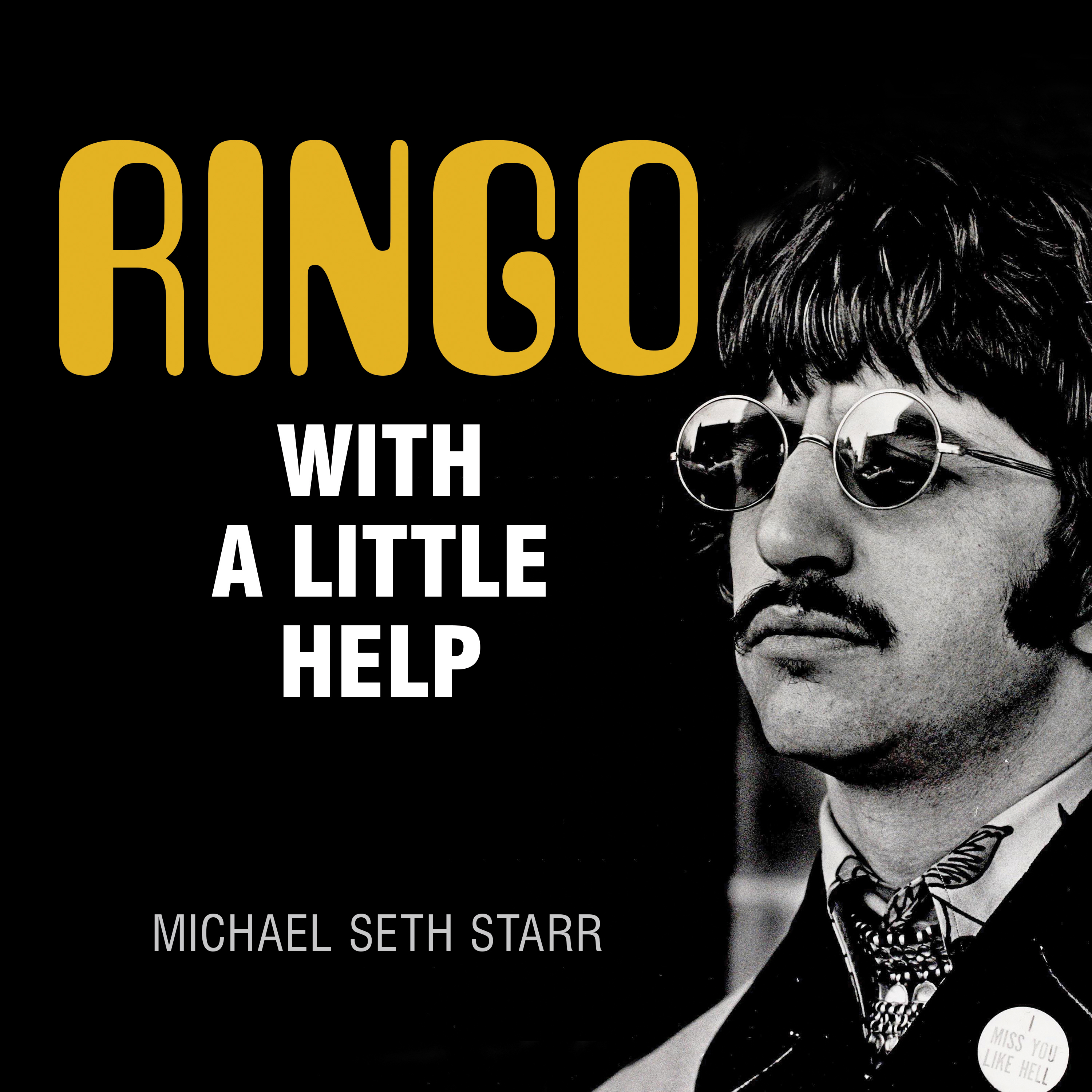 Printable Ringo: With a Little Help: With a Little Help Audiobook Cover Art