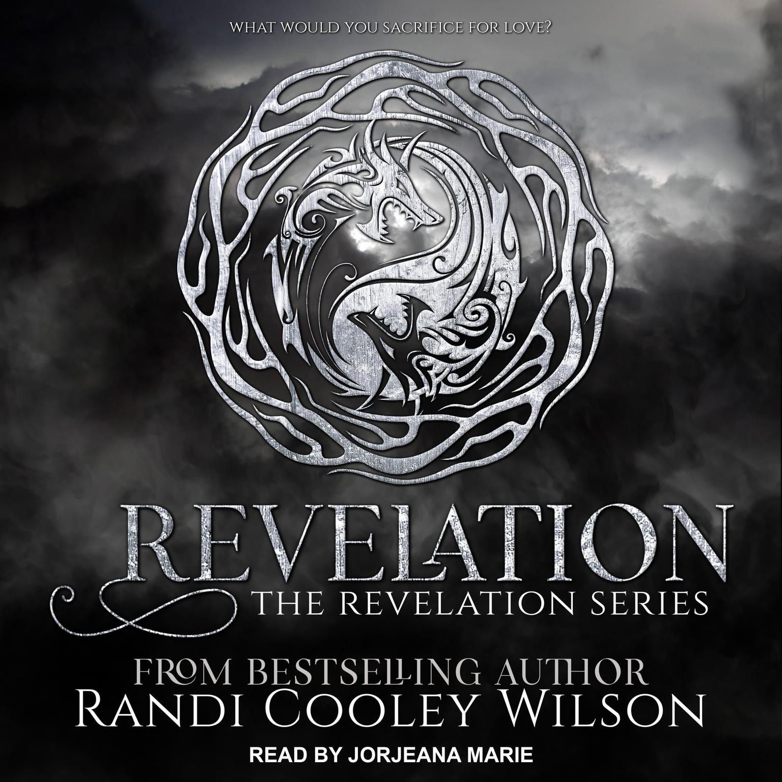 Printable Revelation Audiobook Cover Art