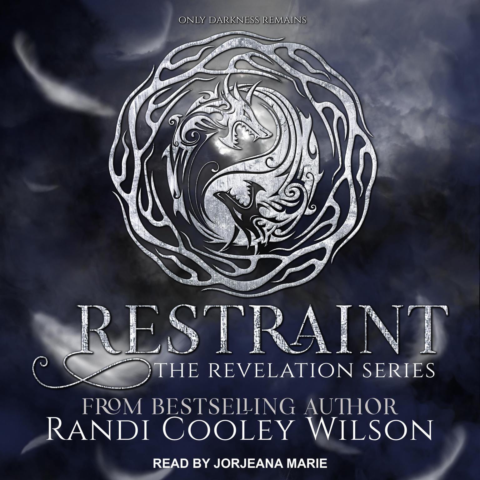 Printable Restraint Audiobook Cover Art