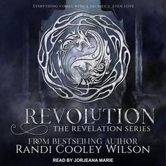Revolution Audiobook, by Randi Cooley Wilson