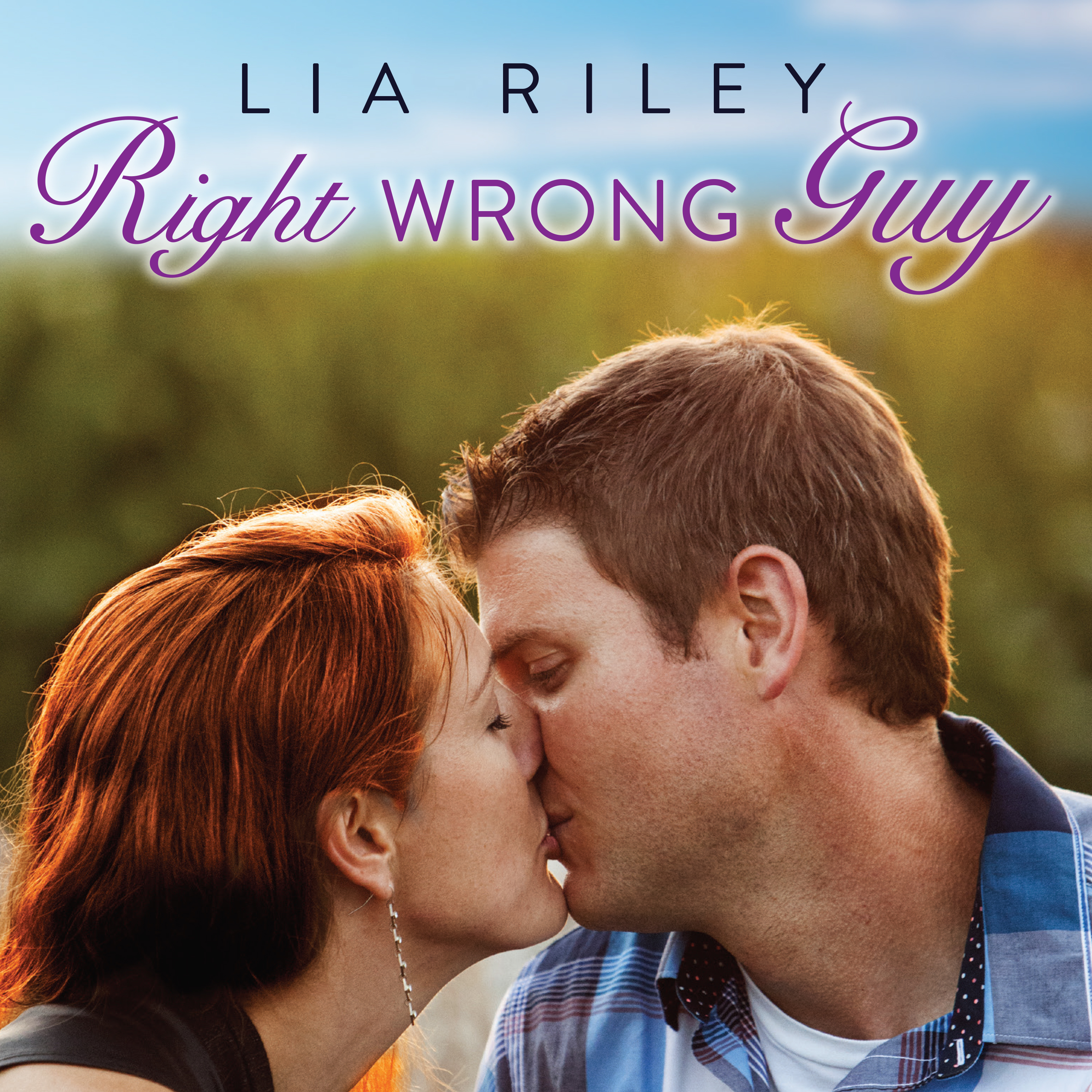Printable Right Wrong Guy Audiobook Cover Art