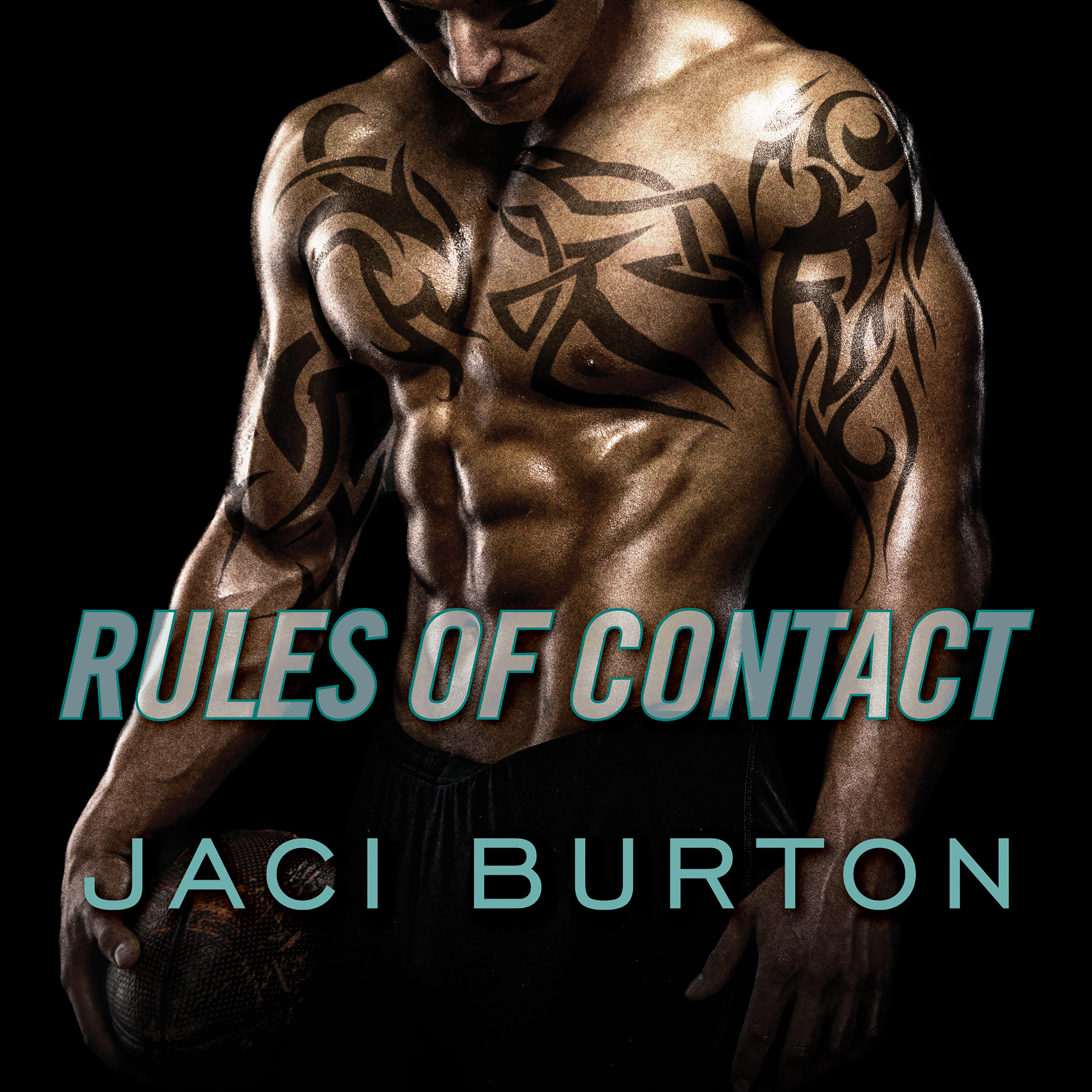 Printable Rules of Contact Audiobook Cover Art