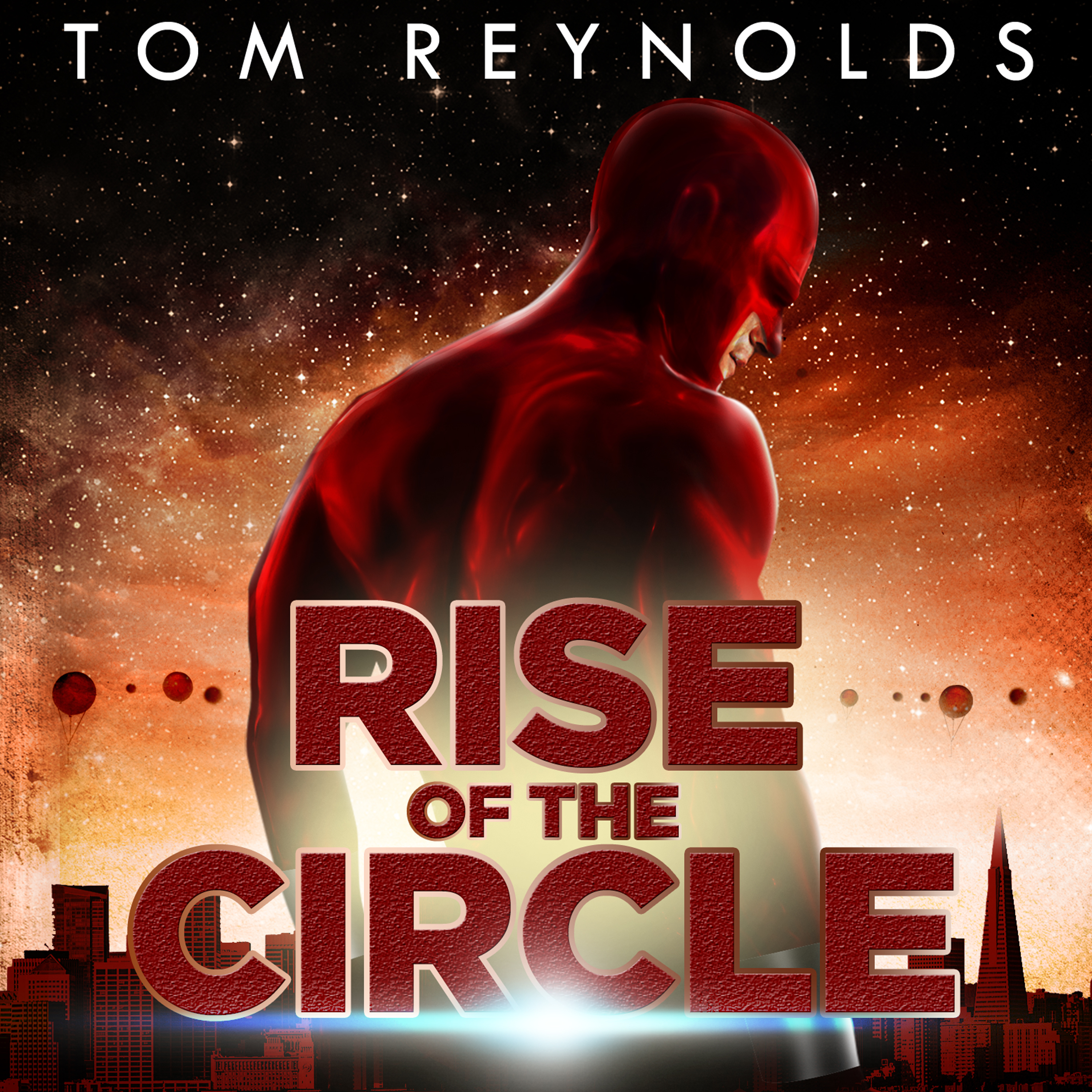 Printable Rise of The Circle Audiobook Cover Art
