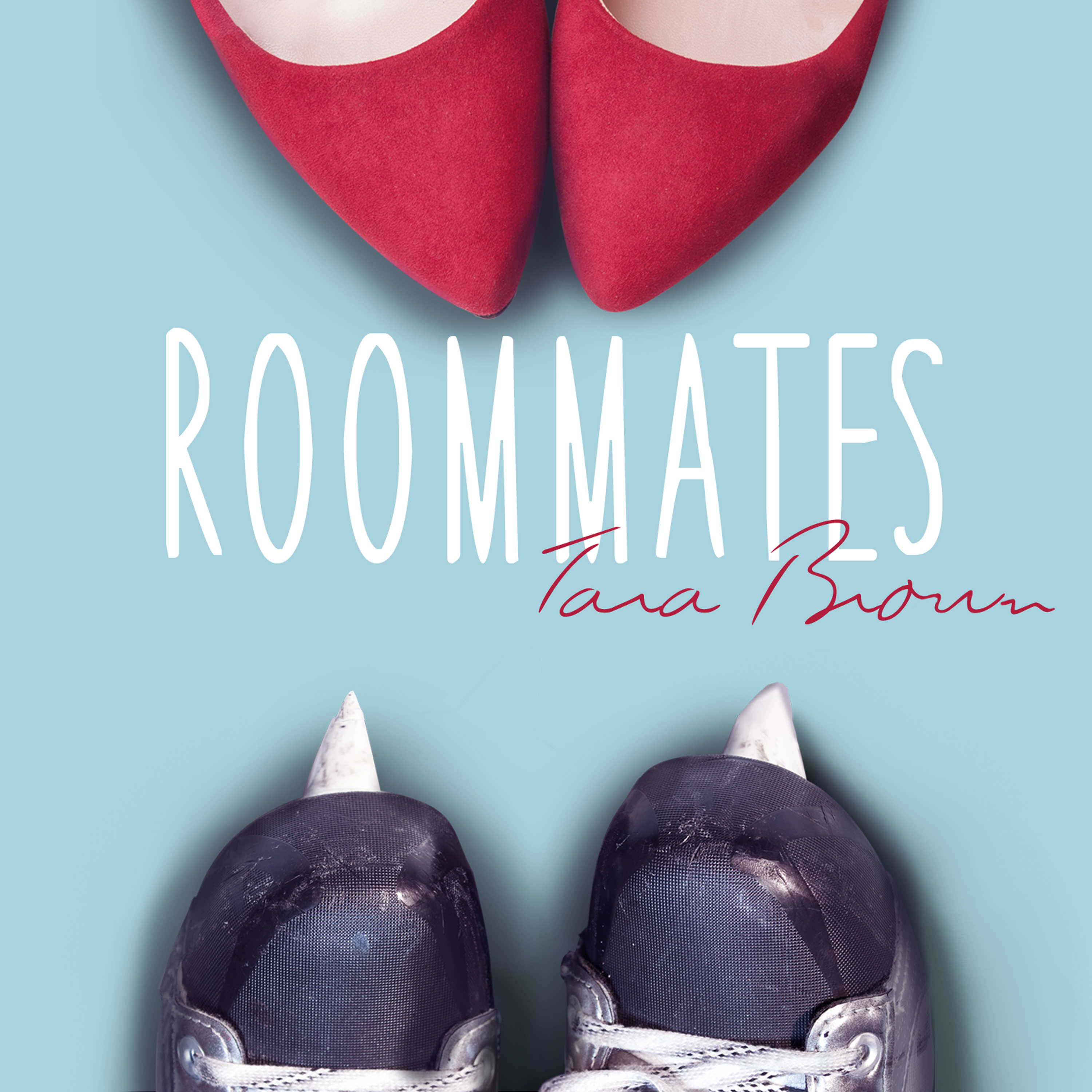 Printable Roommates Audiobook Cover Art