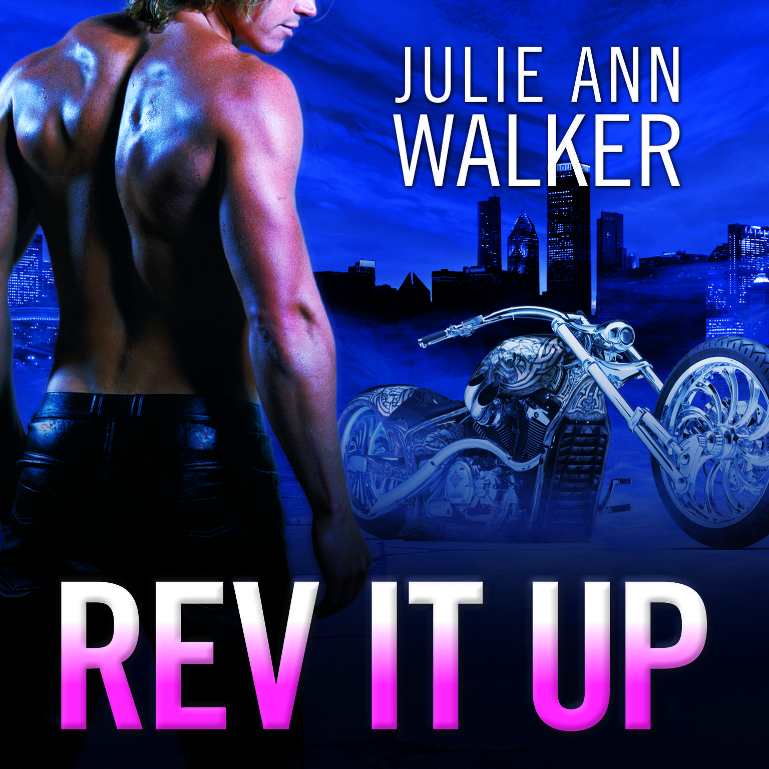 Rev It Up Audiobook, by Julie Ann Walker