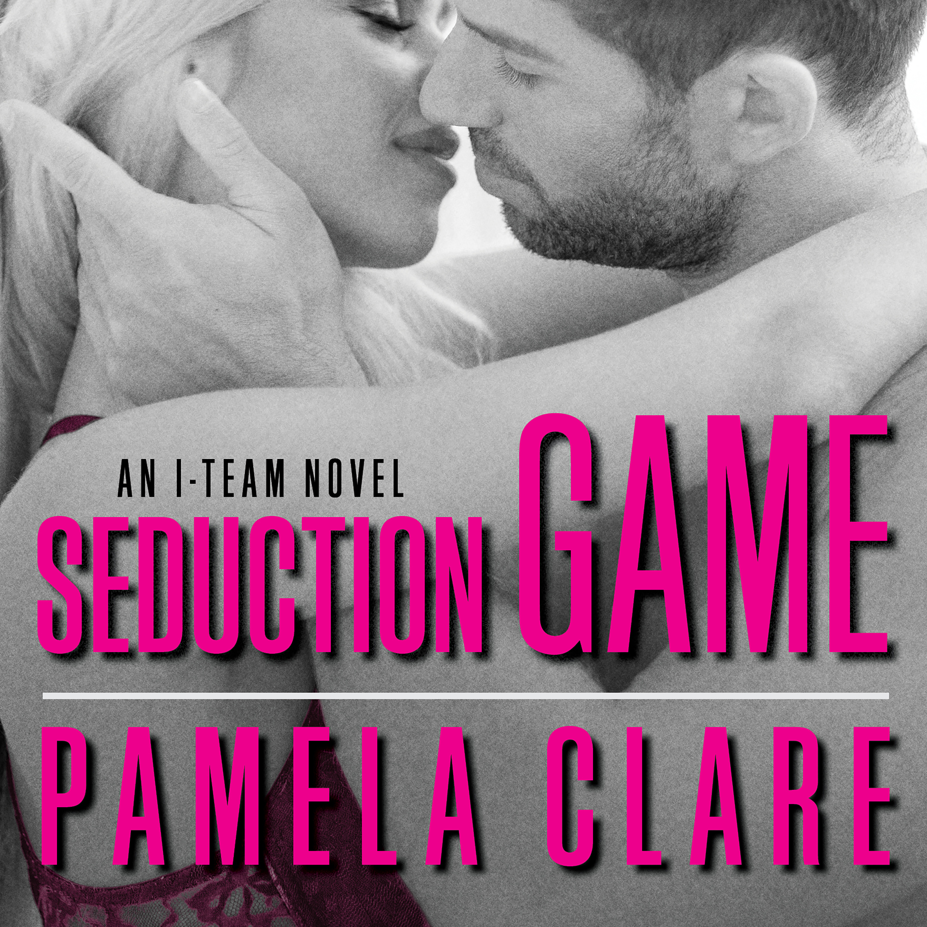 Printable Seduction Game Audiobook Cover Art