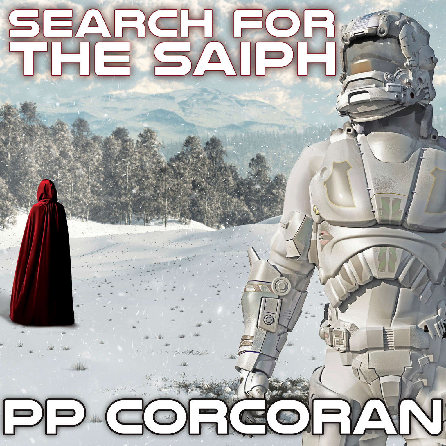 Search for the Saiph Audiobook, by PP Corcoran