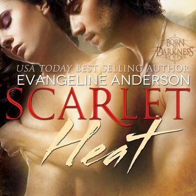 Scarlet Heat Audiobook, by Evangeline Anderson
