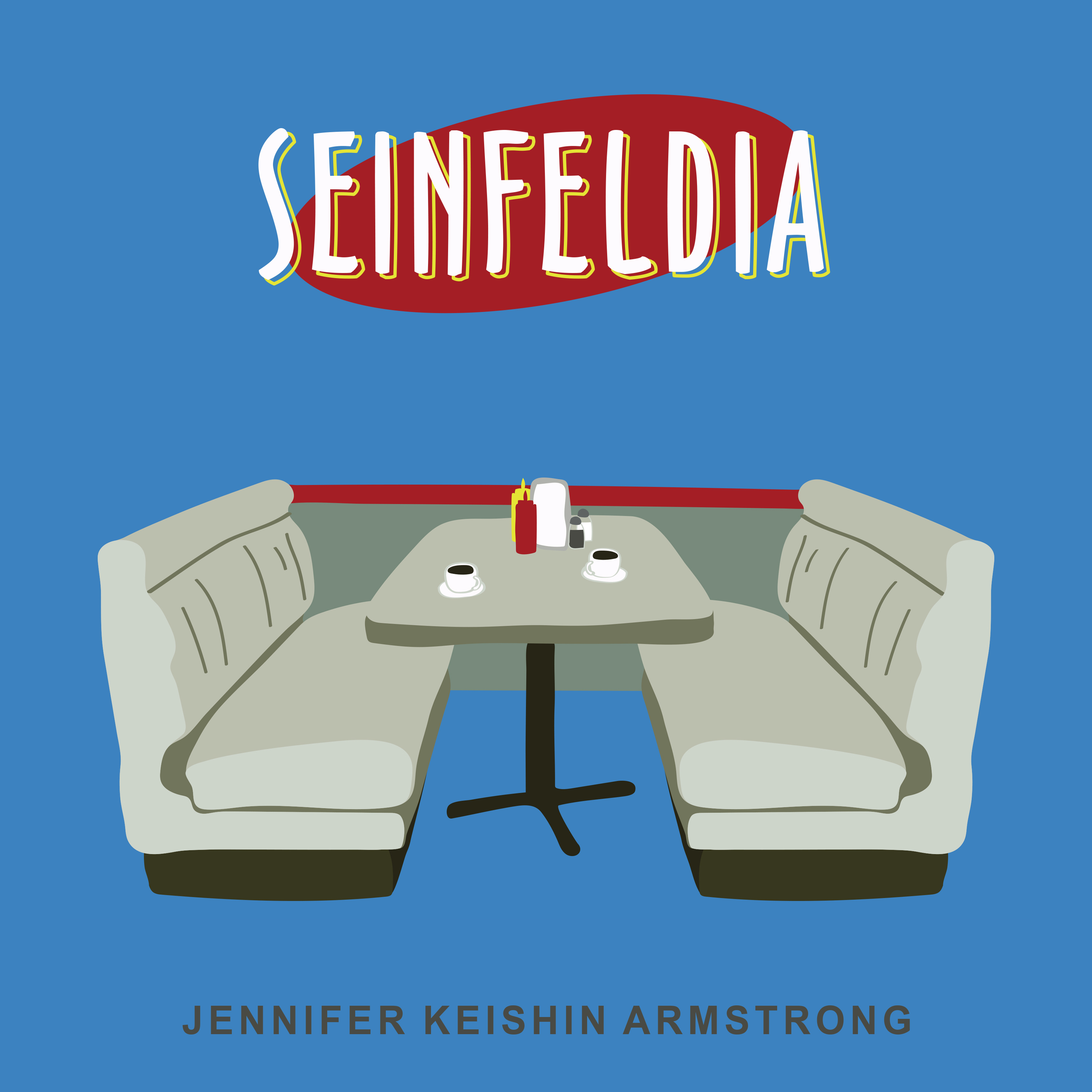 Printable Seinfeldia: How a Show About Nothing Changed Everything Audiobook Cover Art