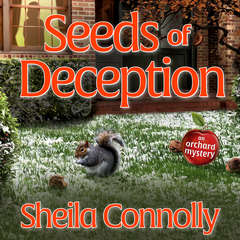 Seeds of Deception Audiobook, by Sheila Connolly