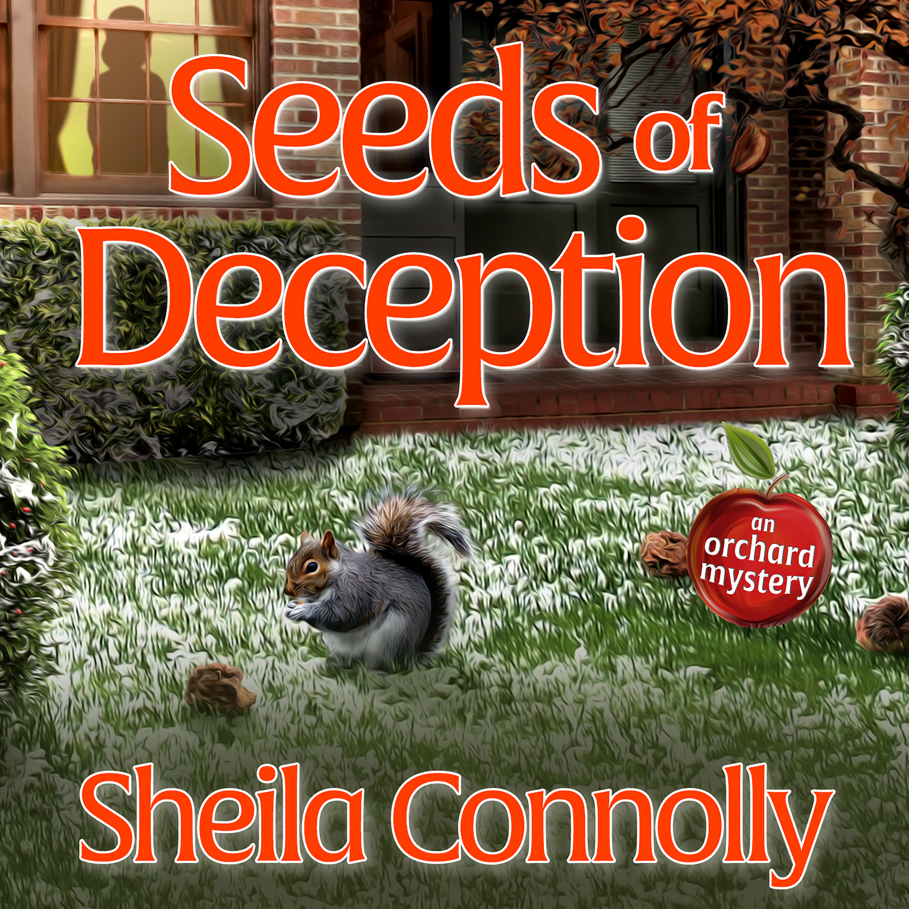 Printable Seeds of Deception Audiobook Cover Art
