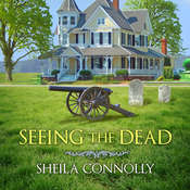 Seeing the Dead Audiobook, by Sheila Connolly