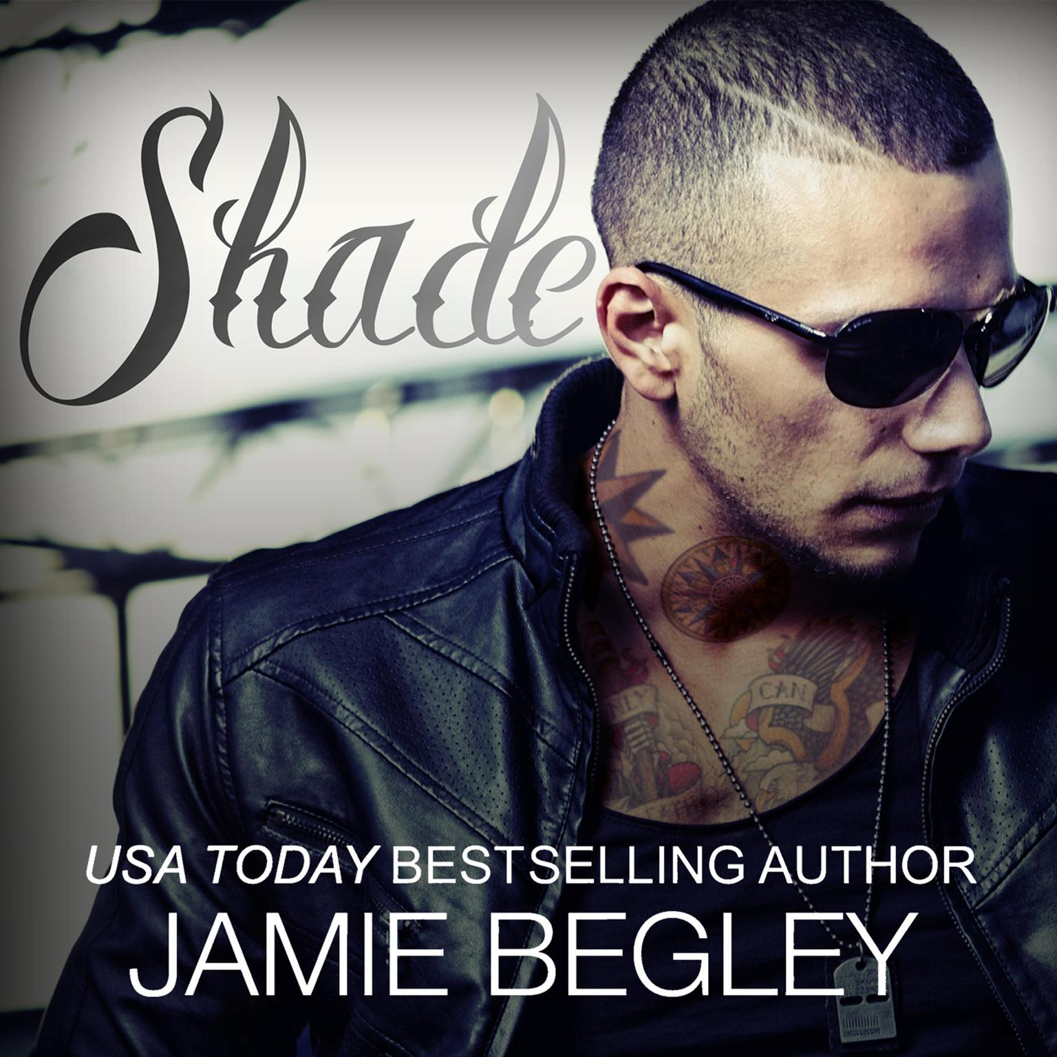 Printable Shade Audiobook Cover Art