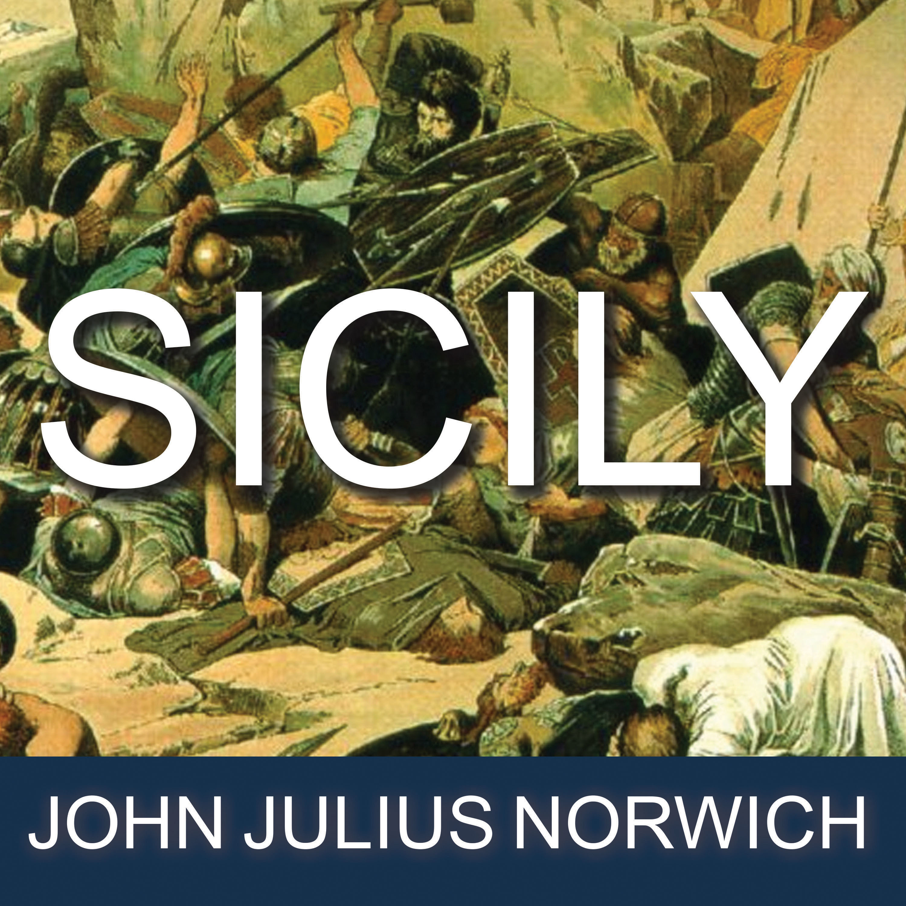 Printable Sicily: An Island at the Crossroads of History Audiobook Cover Art