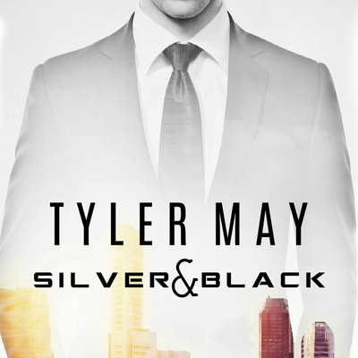 Silver & Black Audiobook, by Tyler May