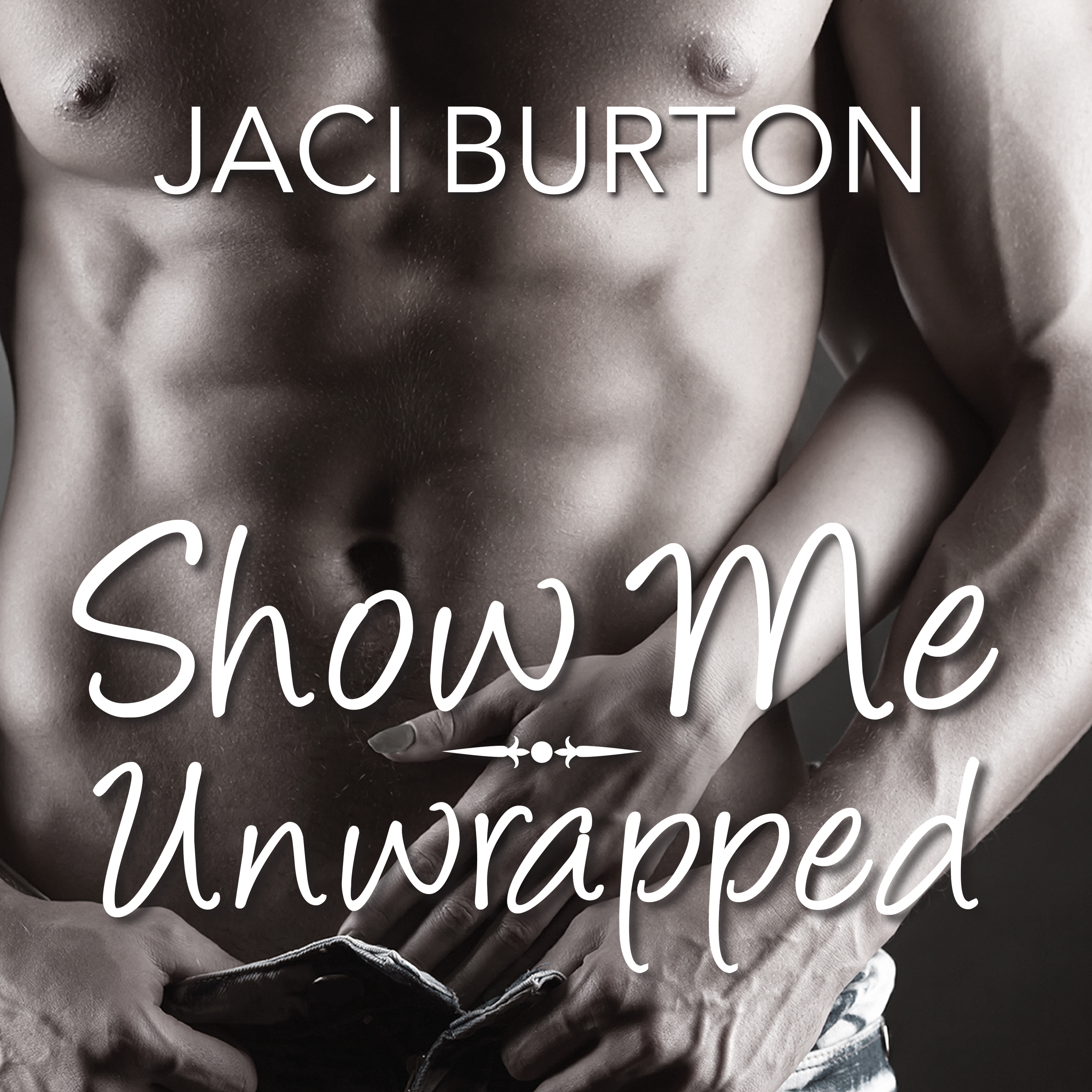 Printable Show Me/Unwrapped Audiobook Cover Art