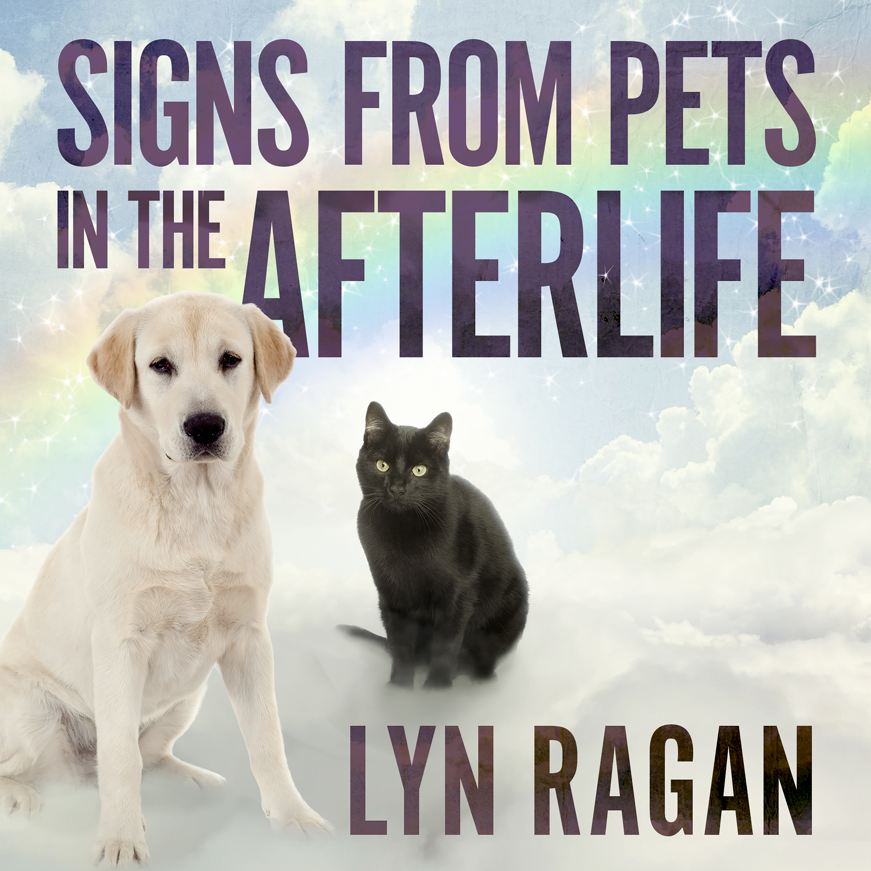 Printable Signs From Pets in the Afterlife Audiobook Cover Art