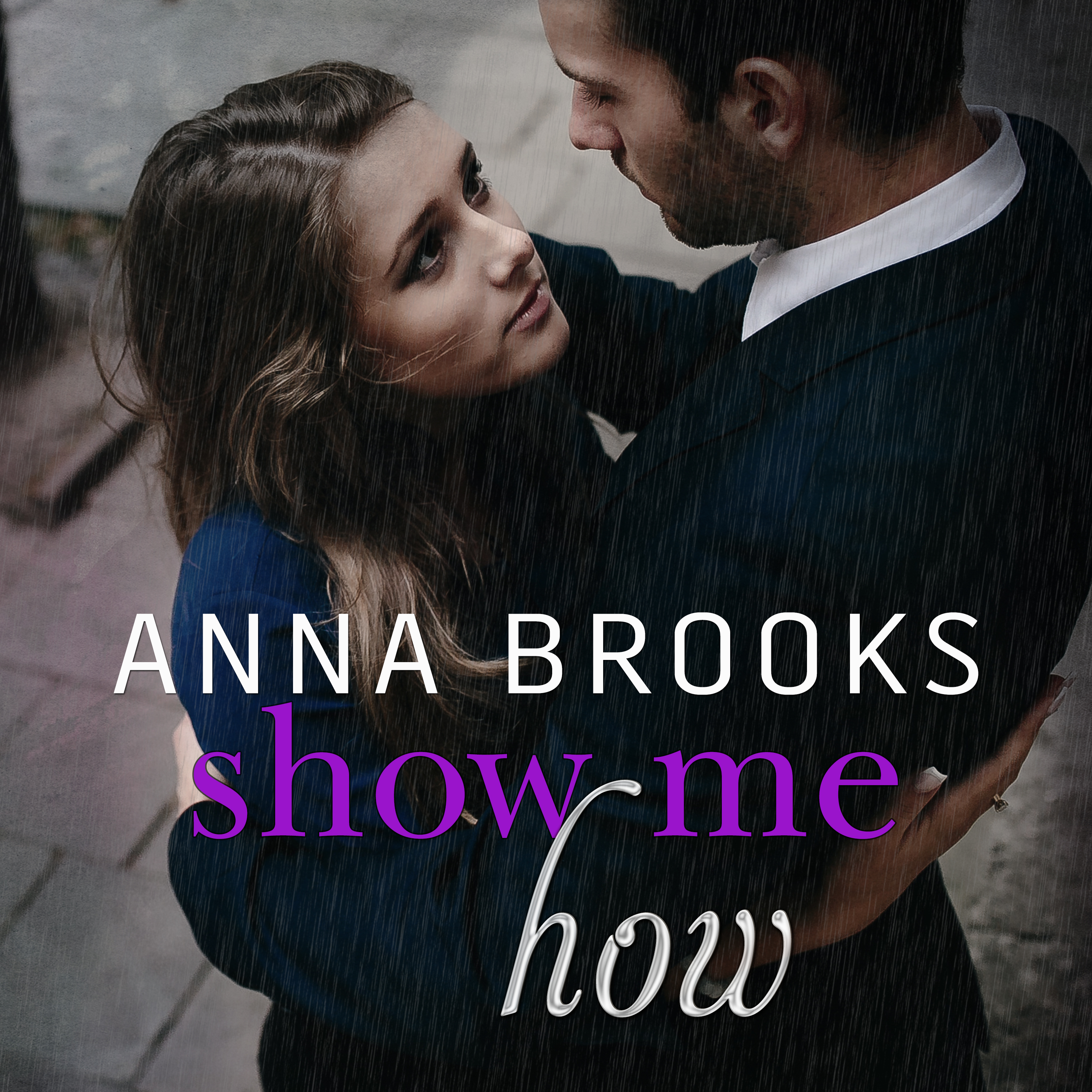 Printable Show Me How  Audiobook Cover Art