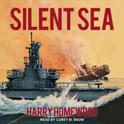 Silent Sea Audiobook, by Harry Homewood