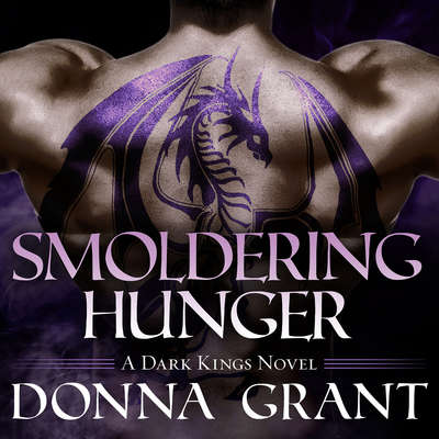 Smoldering Hunger Audiobook, by Donna Grant