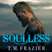 Soulless Audiobook, by T. M. Frazier