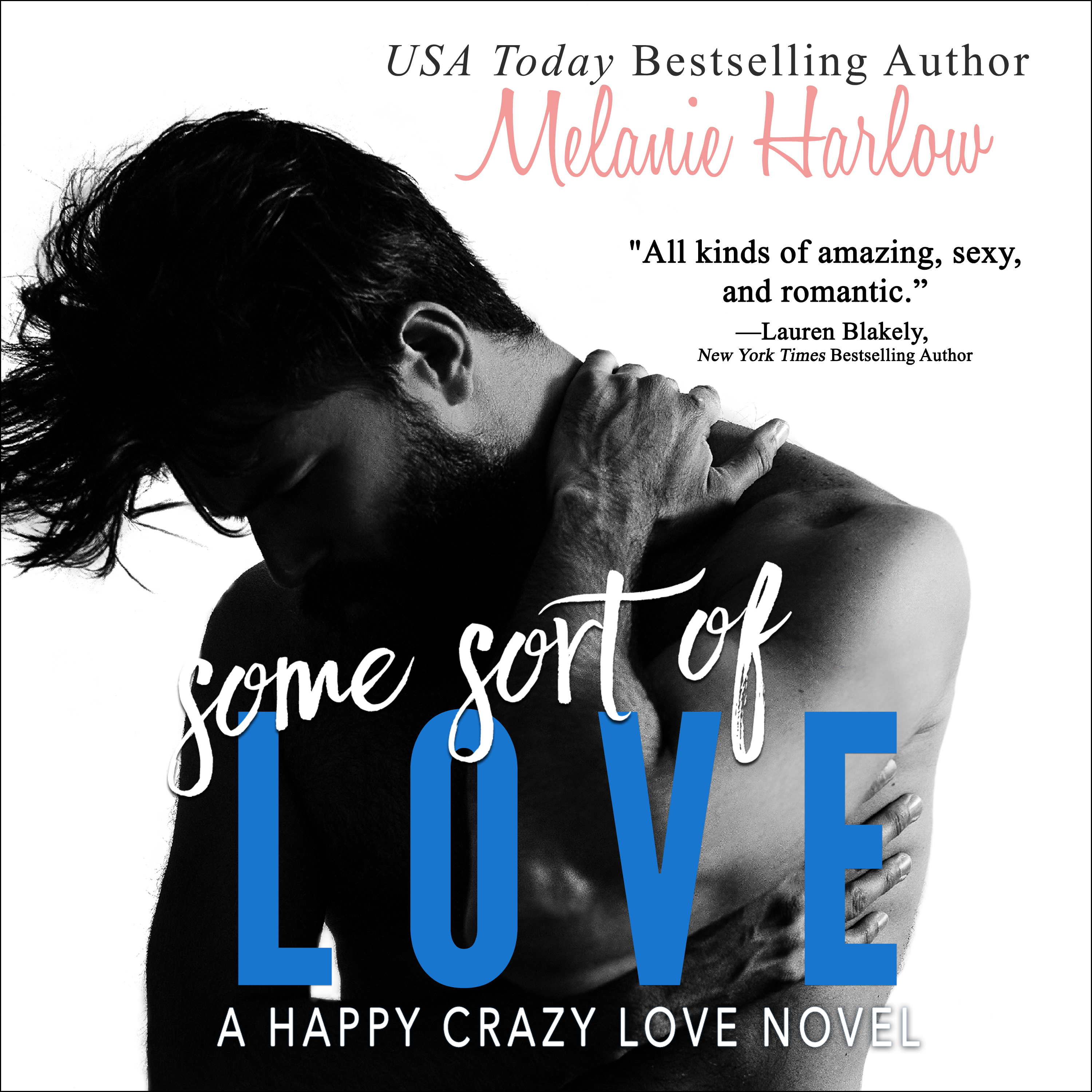 Printable Some Sort of Love Audiobook Cover Art