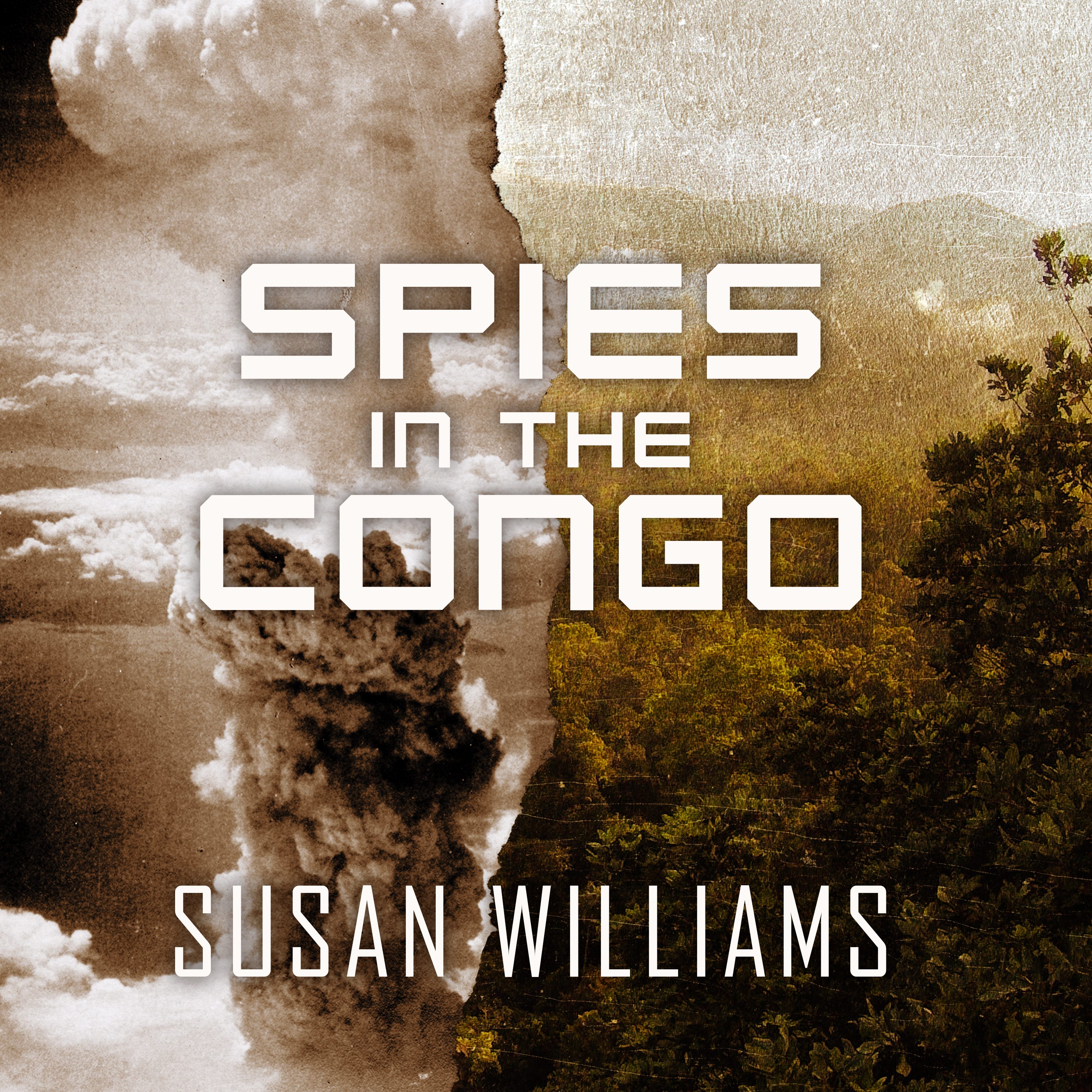 Printable Spies in the Congo: America's Atomic Mission in World War II Audiobook Cover Art