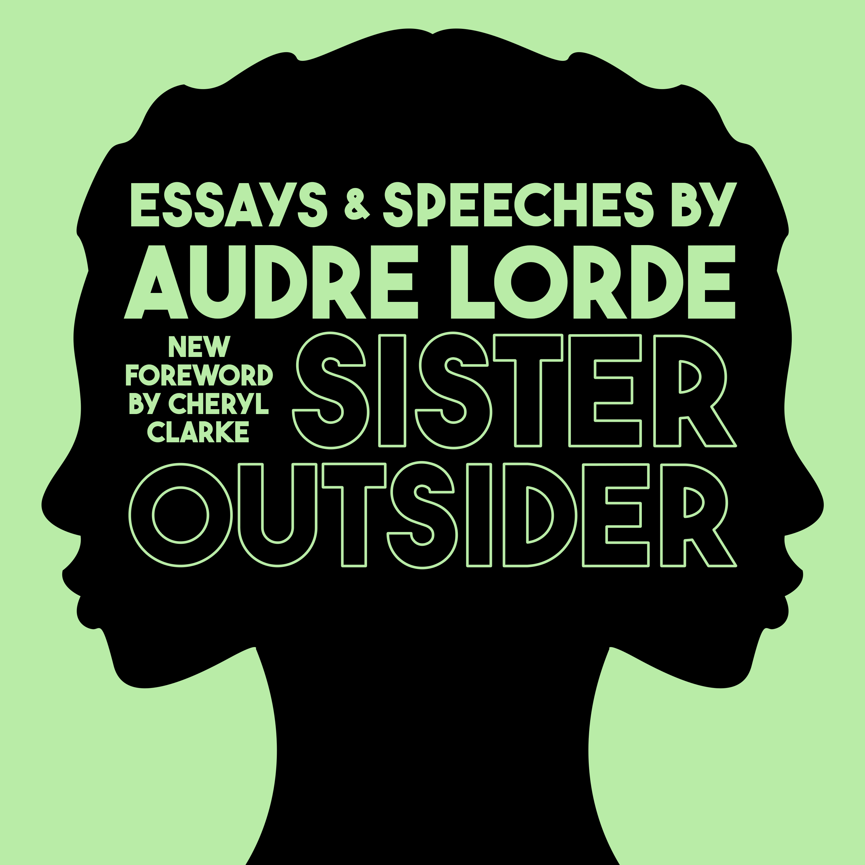 Printable Sister Outsider: Essays and Speeches Audiobook Cover Art