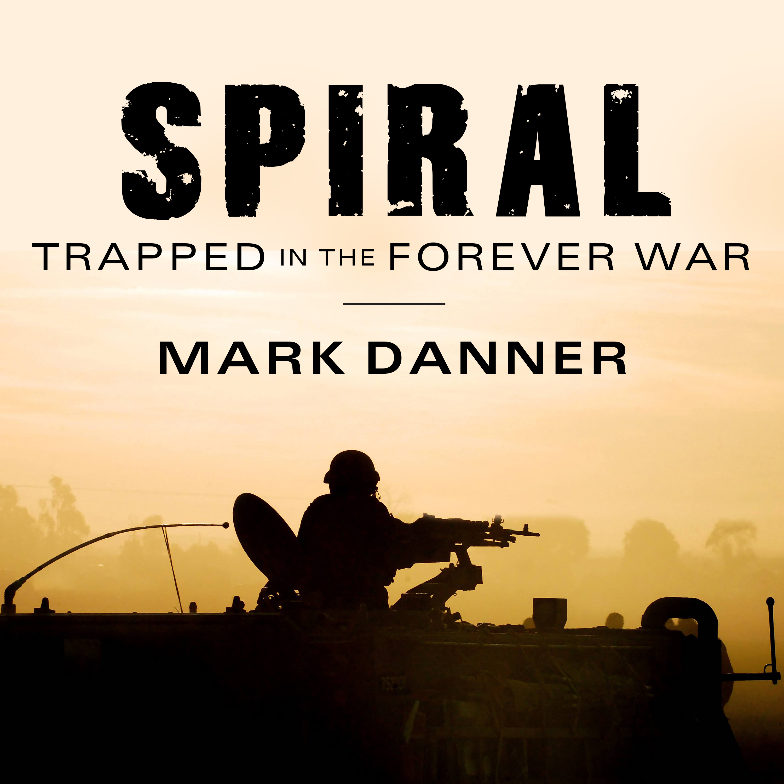 Printable Spiral: Trapped in the Forever War Audiobook Cover Art