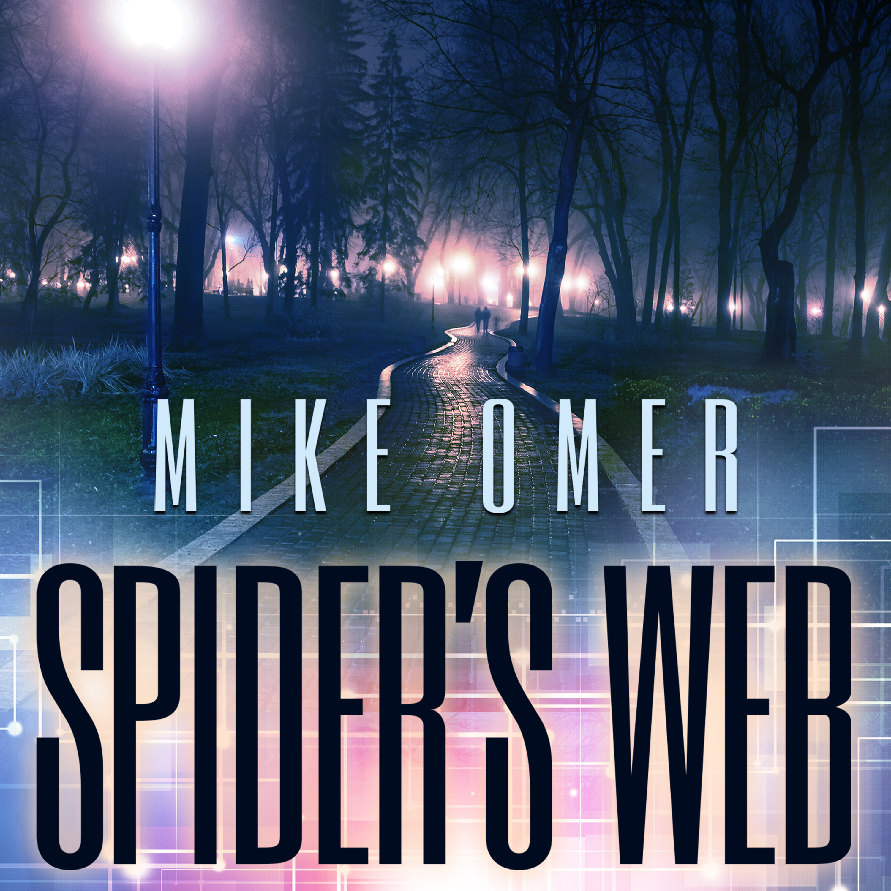 Printable Spider's Web: A Police Procedural Novel Audiobook Cover Art