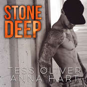 Stone Deep Audiobook, by Tess Oliver, Anna Hart